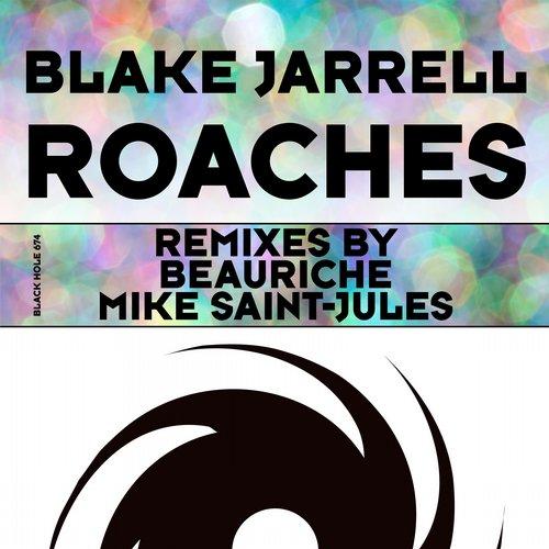 Roaches - Remixes Album Art