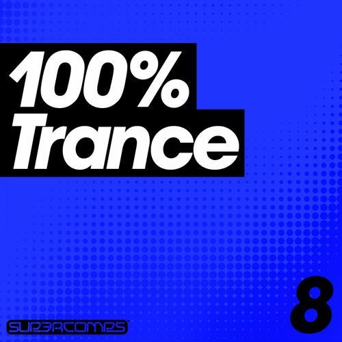Album Art - 100%% Trance - Volume Eight