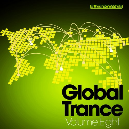 Album Art - Global Trance - Volume Eight