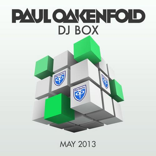 Album Art - DJ Box - May 2013