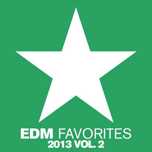 Album Art - EDM Favorites 2013, Vol. 2