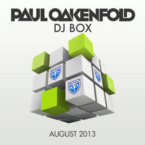 Album Art - DJ Box - August 2013