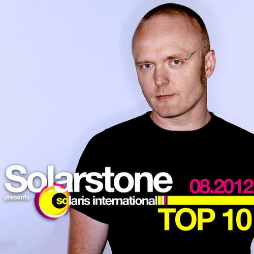 Album Art - Solarstone presents Solaris International Top 10 - 08.2012