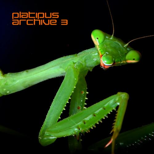 Album Art - Platipus - Archive 3
