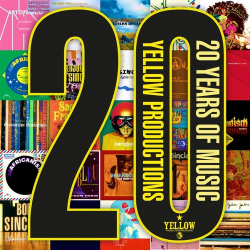 Album Art - Yellow Productions: 20 Years of Music