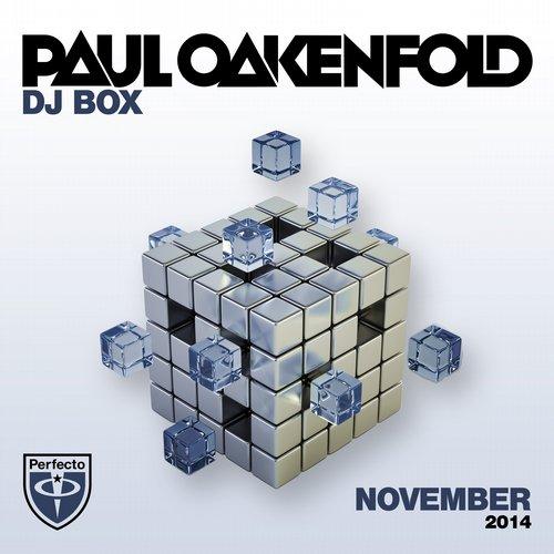 Album Art - DJ Box - November 2014