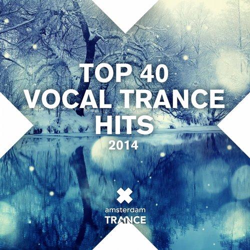 Top 40 Vocal Trance Hits Album Art