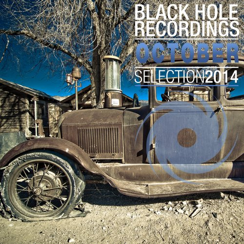 Album Art - Black Hole Recordings October 2014 Selection