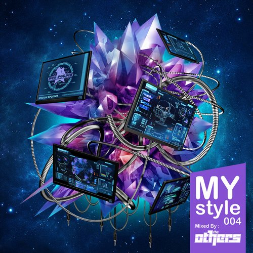 Album Art - MyStyle004 (Mixed by The Others)