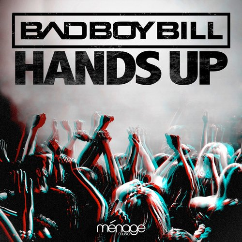 Album Art - Hands Up
