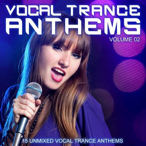Album Art - Vocal Trance Anthems Vol. 002