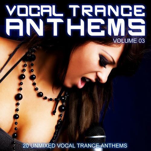Album Art - Vocal Trance Anthems Volume 03