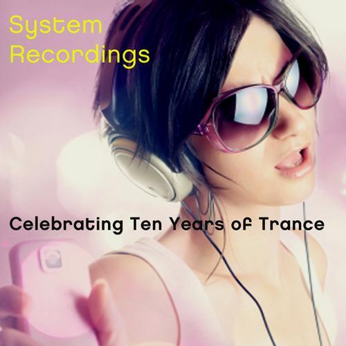 Album Art - Celebrating Ten Years Of Trance