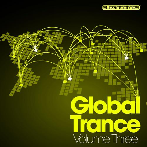 Album Art - Global Trance - Volume Three