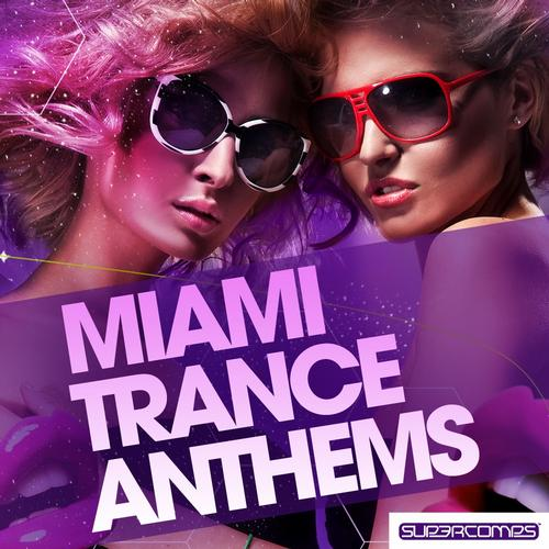 Album Art - Miami Trance Anthems