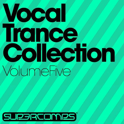 Album Art - Vocal Trance Collection, Volume Five