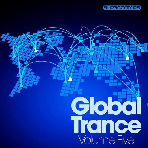 Album Art - Global Trance - Volume Five