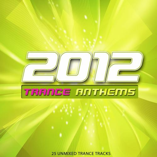 Album Art - 2012 Trance Anthems