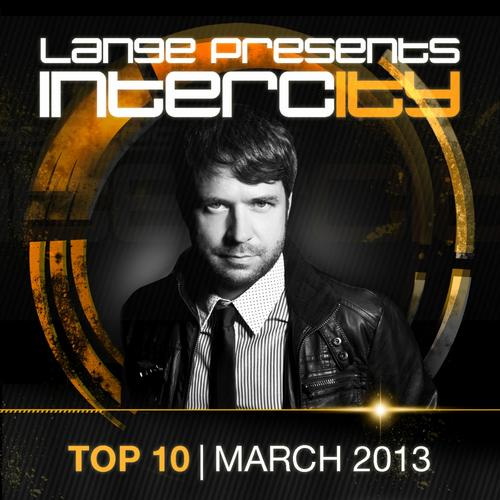Album Art - Lange pres. Intercity Top 10 March 2013