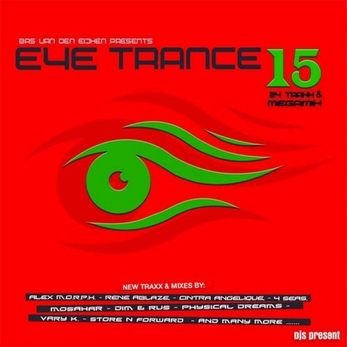 Album Art - EyE-Trance 15