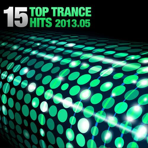 Album Art - 15 Top Trance Hits 2013.05