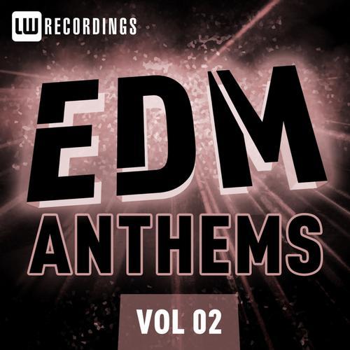 Album Art - EDM Anthems Vol. 02