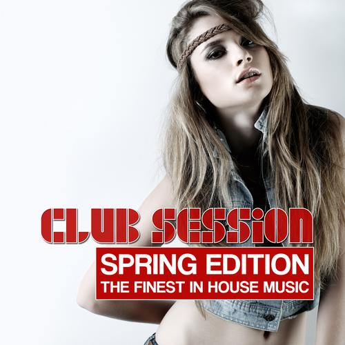 Album Art - Club Session Spring Edition
