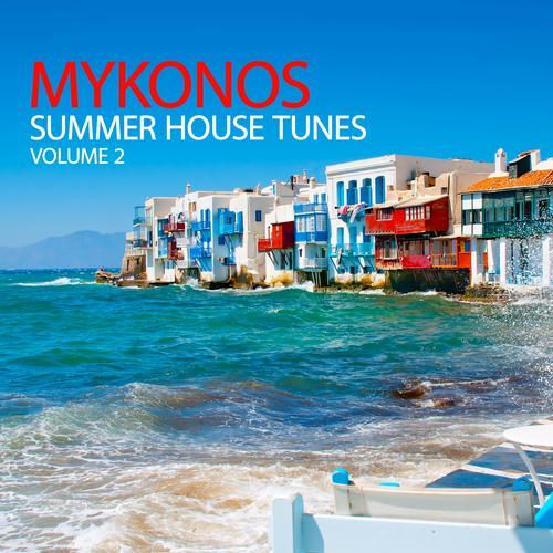 Album Art - Mykonos Summer House Tunes Volume 2