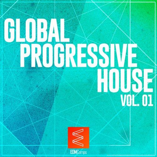 Album Art - Global Progressive House, Vol. 01