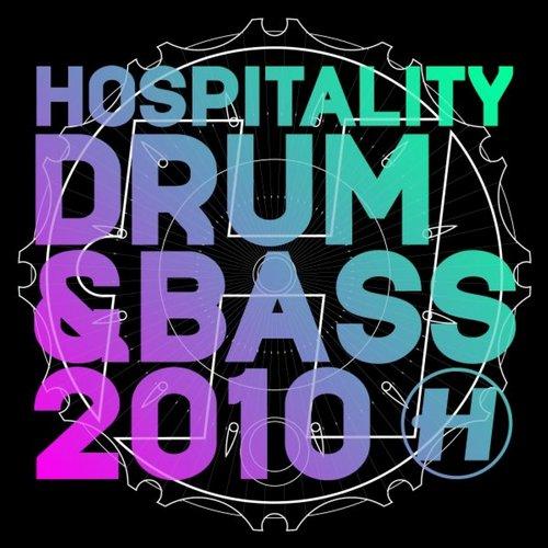 Album Art - Hospitality: Drum & Bass 2010