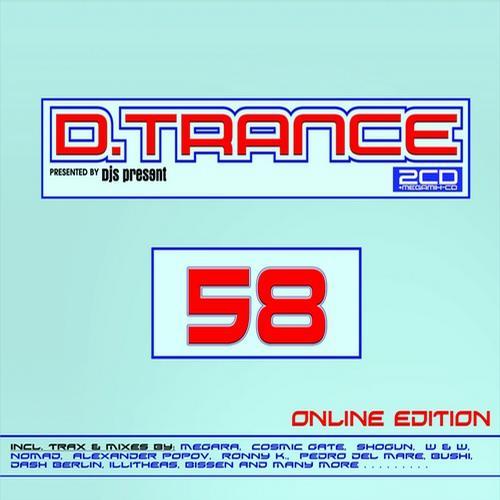 Album Art - D.Trance 58
