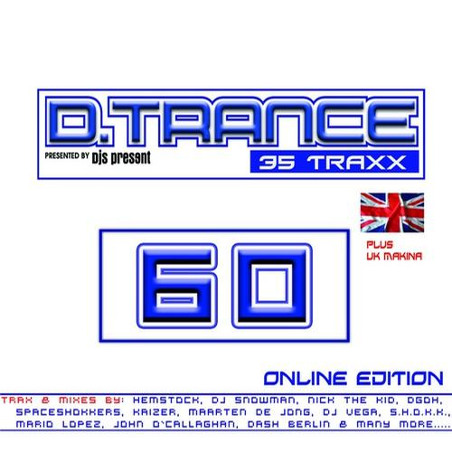 Album Art - D.Trance 60