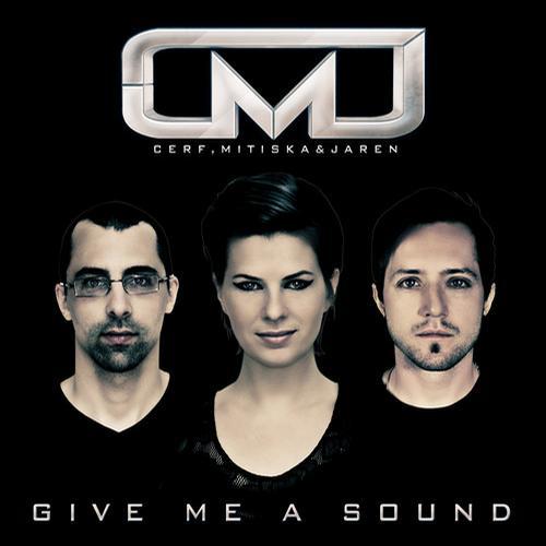 Give Me A Sound - Extended Mixes Album Art