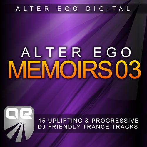 Album Art - Alter Ego Memoirs 03