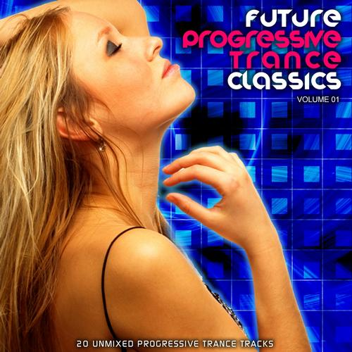 Album Art - Future Progressive Trance Classics Vol 1