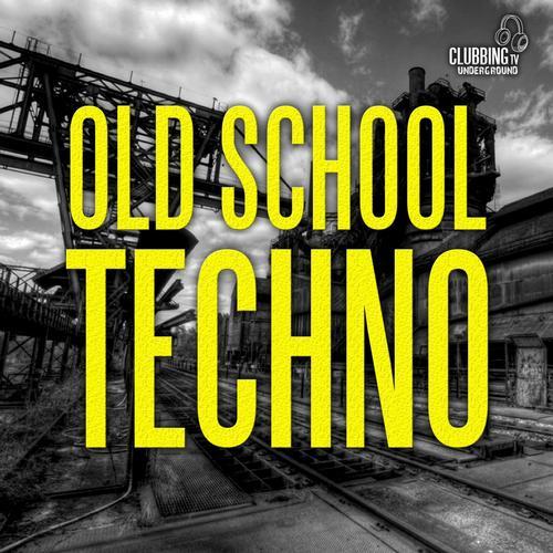 Album Art - Old School Techno