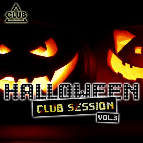 Album Art - Halloween Club Session Vol. 3