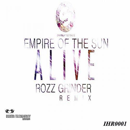 Album Art - Alive (Rozz Grinder Remix 2014)