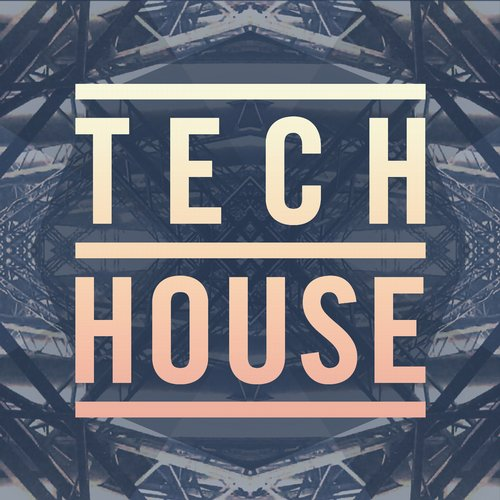 Album Art - Tech House 2014