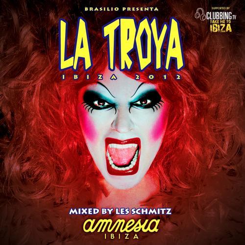 La Troya (Amnesia Ibiza 2012) Album Art