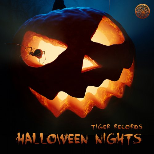 Album Art - Halloween Nights