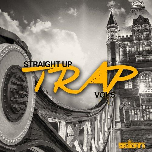 Album Art - Straight Up Trap! Vol. 5