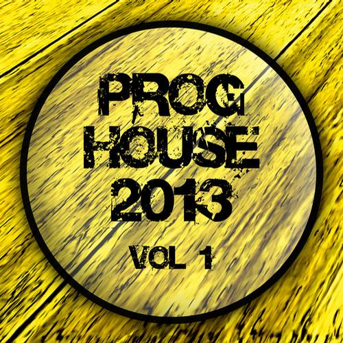 Album Art - Proghouse 2013, Vol. 1