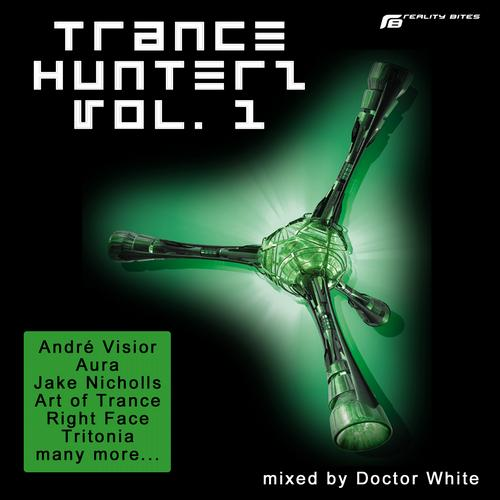 Album Art - Trance Hunterz, Vol. 1 - Mixed By Doctor White