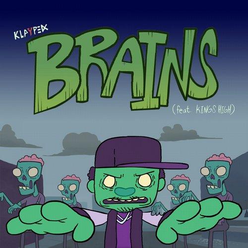 Album Art - Brains
