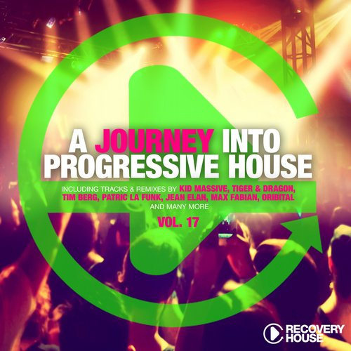 Album Art - A Journey Into Progressive House 17