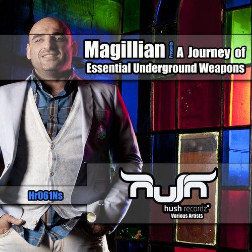 Album Art - Magillian Presents: A Journey of Essential Underground Weapons