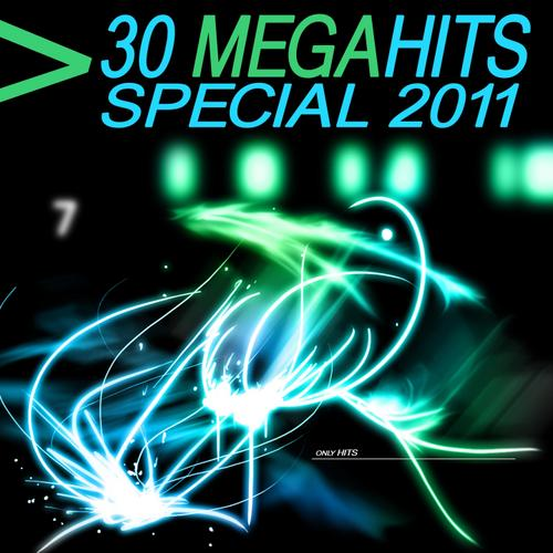 Album Art - 30 Megahits - Special 2011