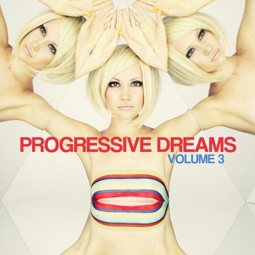 Album Art - Progressive Dreams Volume 3