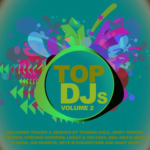 Album Art - Top DJs - World's Leading Artists Vol. 2